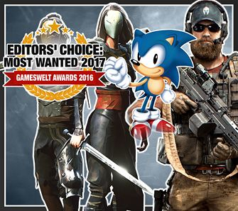 Editors' Choice: Most Wanted 2017 - Special