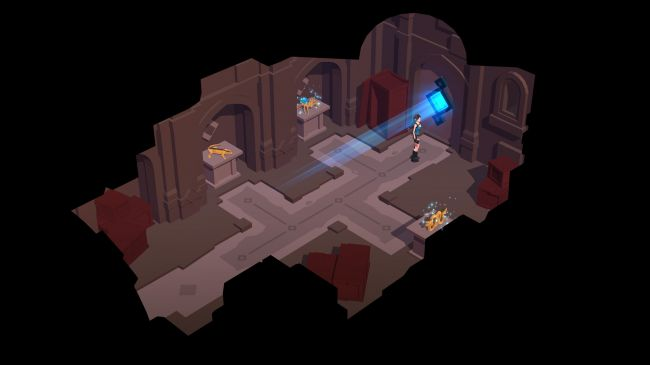 Lara Croft Go - Screenshots - Bild 8