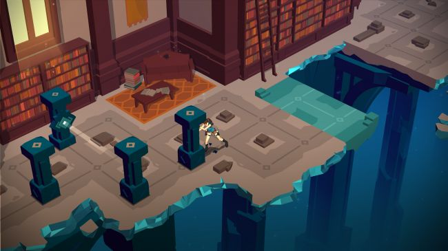 Lara Croft Go - Screenshots - Bild 9