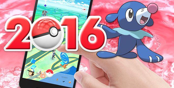 Das Pokémon-Jahr 2016 - Special