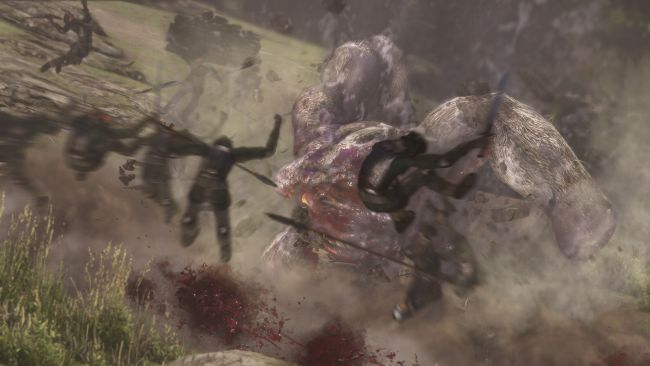 Berserk and the Band of the Hawk - Screenshots - Bild 1