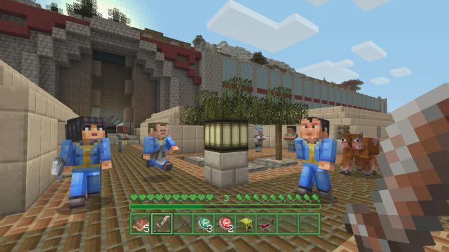 Minecraft - DLC: Fallout Mash-Up Pack - Screenshots - Bild 2