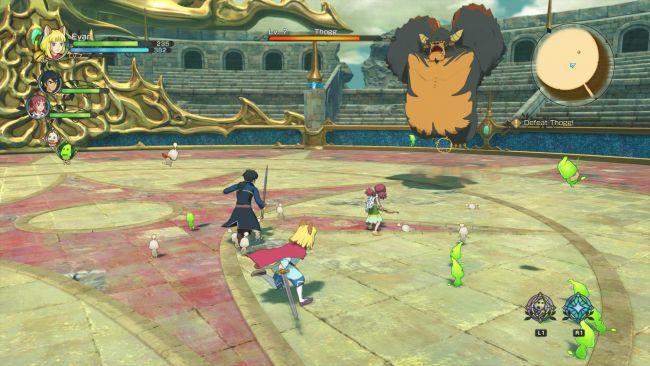 Ni no Kuni 2: Revenant Kingdom - Screenshots - Bild 9