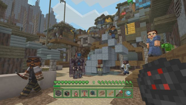 Minecraft - DLC: Fallout Mash-Up Pack - Screenshots - Bild 6
