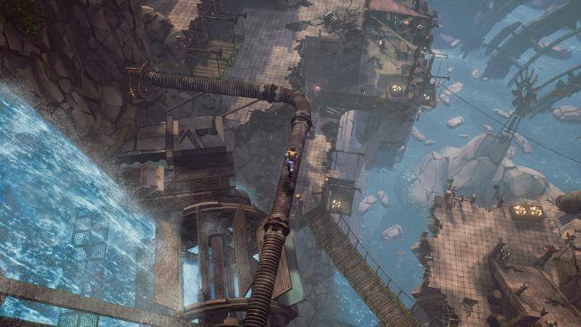 Seven: The Days Long Gone - Screenshots - Bild 2