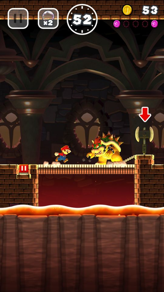 Super Mario Run - Screenshots - Bild 8
