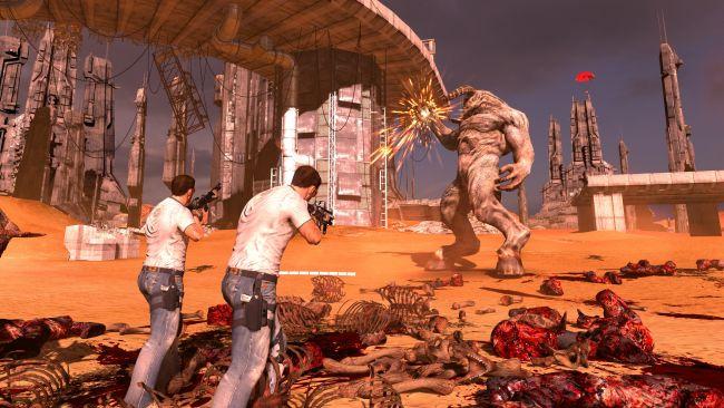 Serious Sam VR: The Last Hope - Screenshots - Bild 1