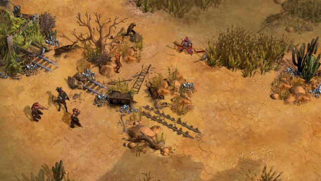 The Exiled - Screenshots - Bild 12