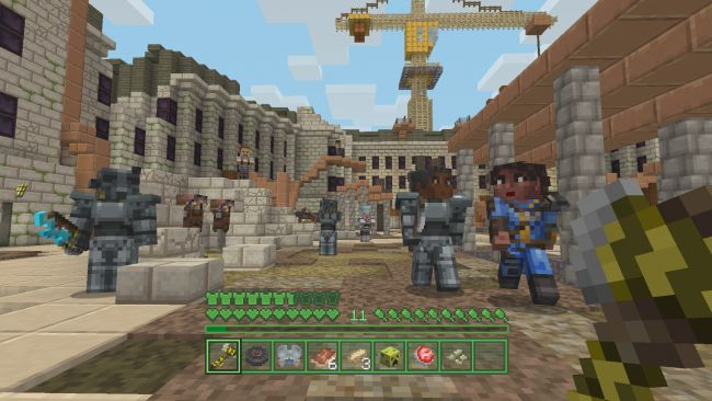 Minecraft - DLC: Fallout Mash-Up Pack - Screenshots - Bild 5