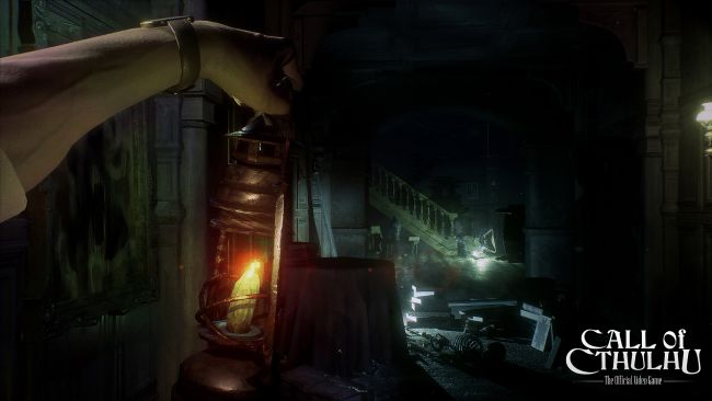 Call of Cthulhu - Screenshots - Bild 5