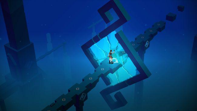Lara Croft Go - Screenshots - Bild 6