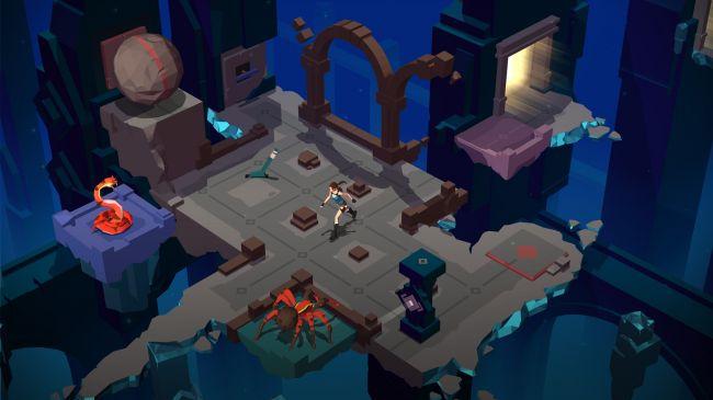 Lara Croft Go - Screenshots - Bild 7