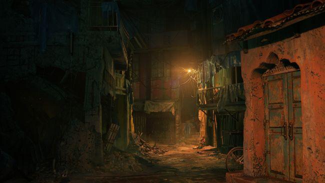 Uncharted: The Lost Legacy - Screenshots - Bild 1