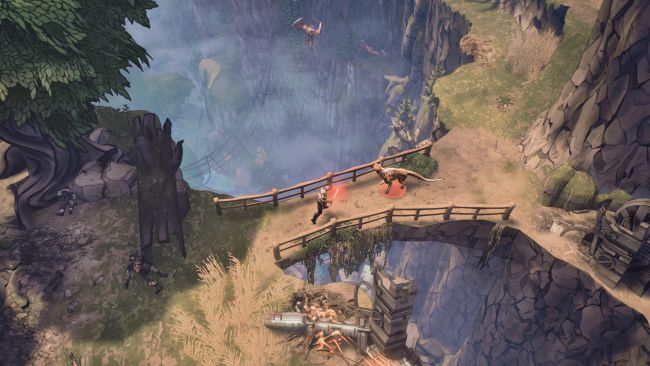 Seven: The Days Long Gone - Screenshots - Bild 3