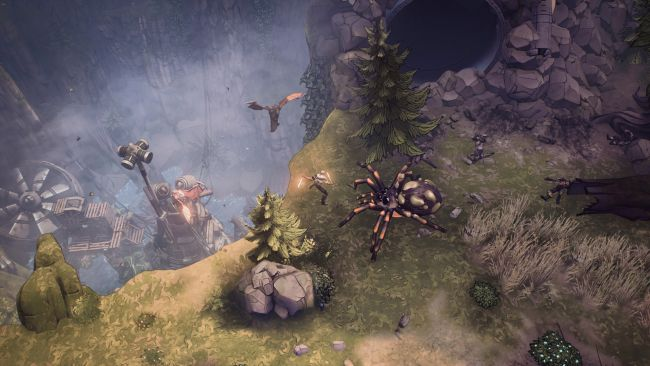 Seven: The Days Long Gone - Screenshots - Bild 1