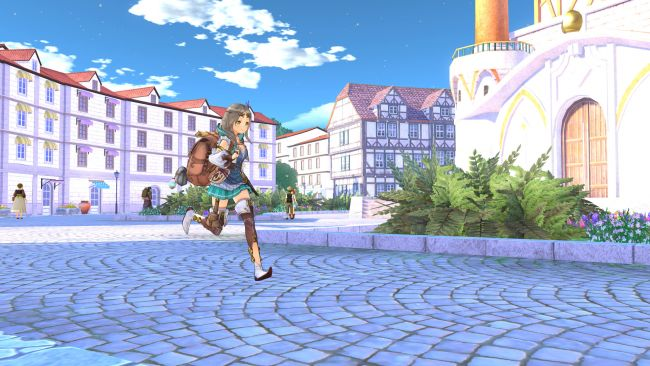Atelier Firis: The Alchemist and the Mysterious Journey - Screenshots - Bild 8