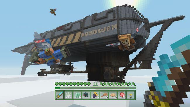 Minecraft - DLC: Fallout Mash-Up Pack - Screenshots - Bild 8