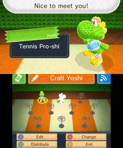 Poochy & Yoshi's Woolly World - Screenshots - Bild 5