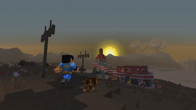 Minecraft - DLC: Fallout Mash-Up Pack - Screenshots - Bild 1