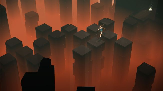Lara Croft Go - Screenshots - Bild 1