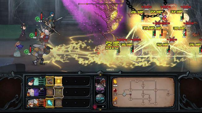 Has-Been Heroes - Screenshots - Bild 8