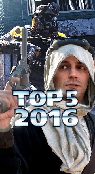 Top 5 Shooter 2016 - Special