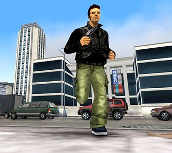 Grand Theft Auto III: 10 Year Anniversary Edition - Test