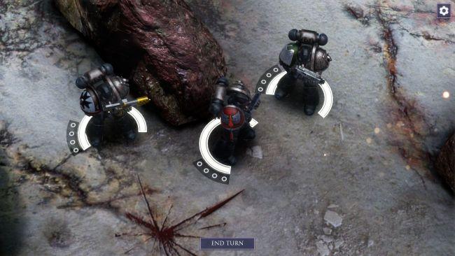 Warhammer 40.000: Deathwatch - Tyranid Invasion - Screenshots - Bild 5