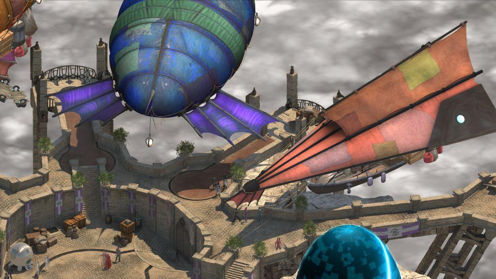Torment: Tides of Numenera: Release heute für PC, PS4 und Xbox One