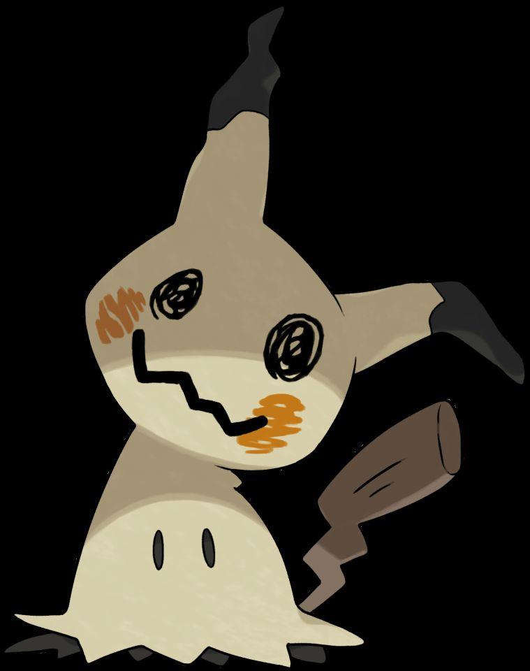 Pokemon Mimigma