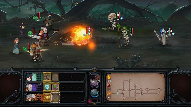 Has-Been Heroes - Screenshots - Bild 3
