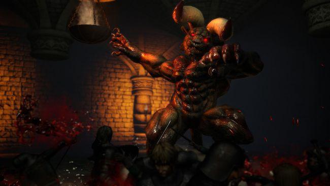 Berserk and the Band of the Hawk - Screenshots - Bild 13