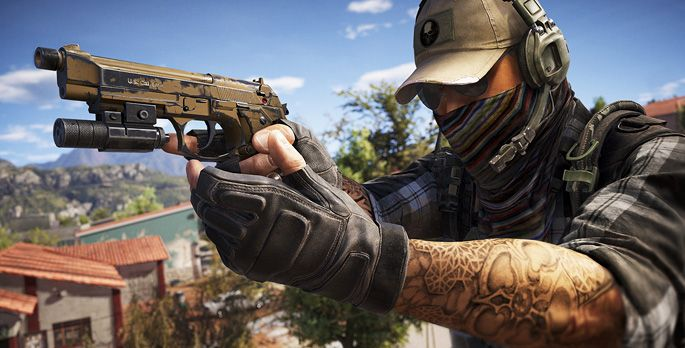 Tom Clancy's Ghost Recon: Wildlands - Preview