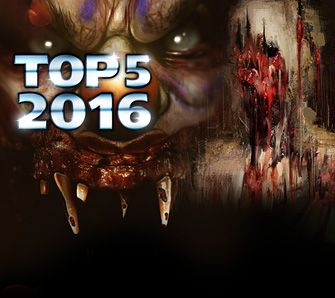 Top 5 Horrorspiele 2016 - Special