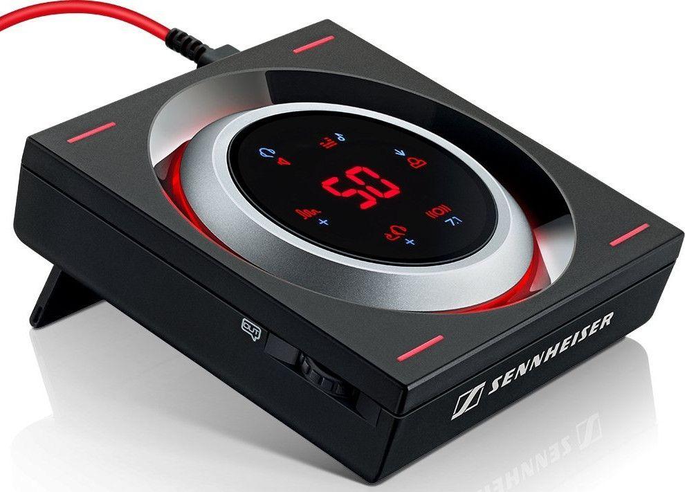 sennheiser gsx 1200 pro audioverst rker mit 7 1 surround. Black Bedroom Furniture Sets. Home Design Ideas