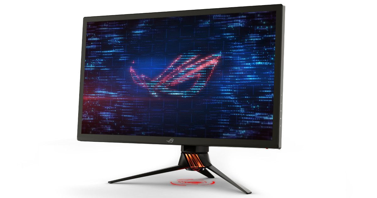 Trying To Snipe With Hdr Graphics: ASUS ROG PG27UQ: 4K-Monitor Mit 144 Hz, G-Sync Und HDR