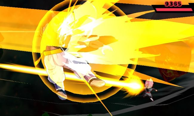 Dragon ball fusions neue bilder zum 3ds spiel screenshots von