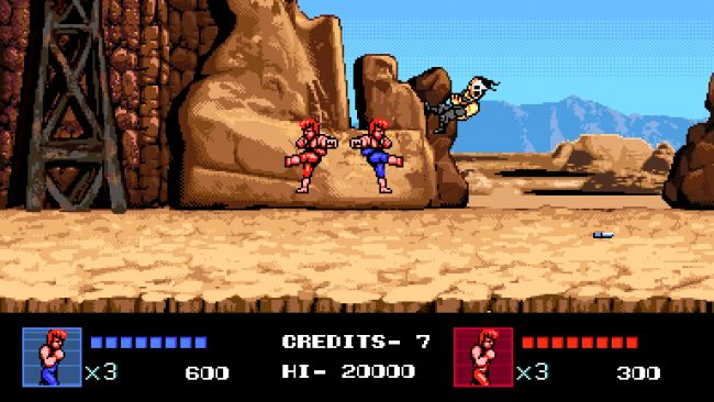 Double Dragon IV - Screenshots - Bild 1