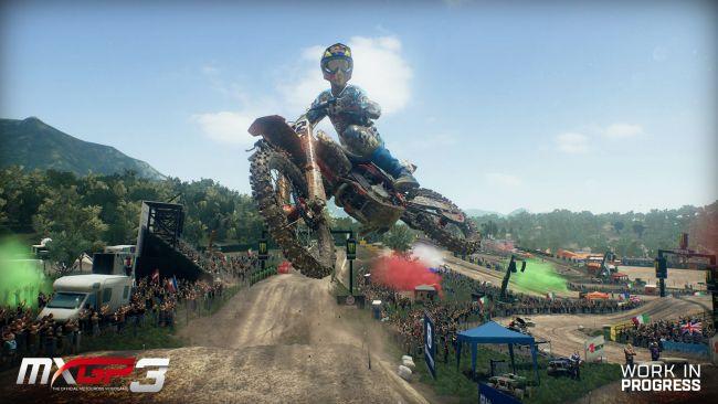 MXGP3: The Official Motocross Videogame - Screenshots - Bild 17