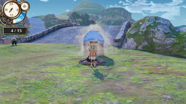 Atelier Firis: The Alchemist and the Mysterious Journey - Screenshots - Bild 14