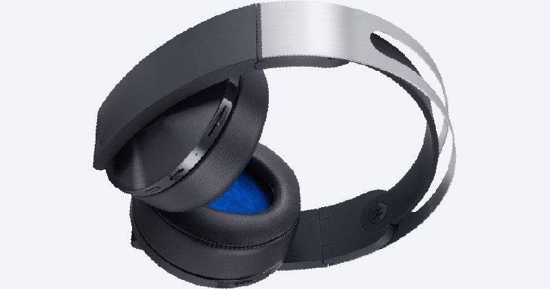 playstation 4 wireless headset platin edition f r ps4. Black Bedroom Furniture Sets. Home Design Ideas