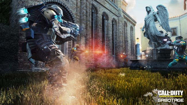 Call of Duty: Infinite Warfare - DLC: Sabotage - Screenshots - Bild 5