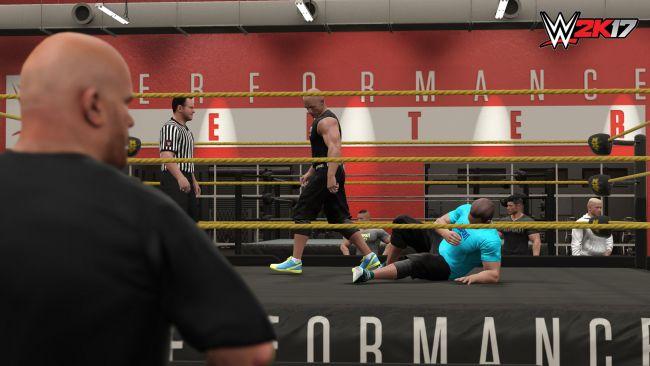 WWE 2K17 - Screenshots - Bild 9