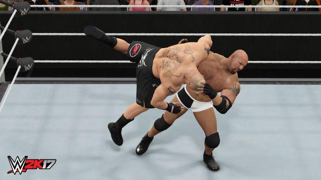 WWE 2K17 - Screenshots - Bild 4