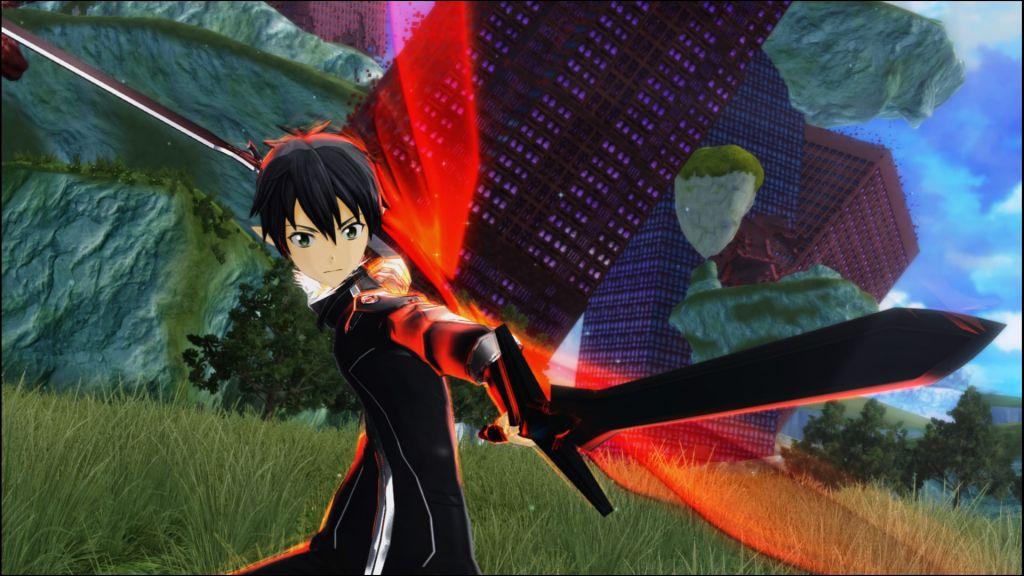 welche sword art online spiele gibt es