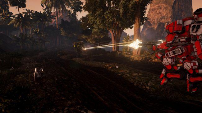 Heavy Gear Assault - Screenshots - Bild 15