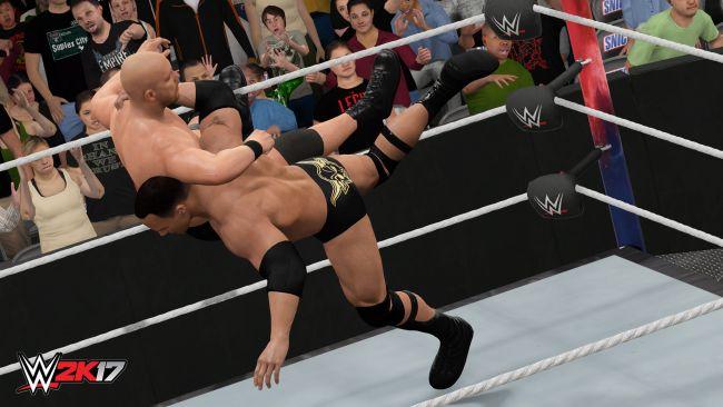 WWE 2K17 - Screenshots - Bild 3