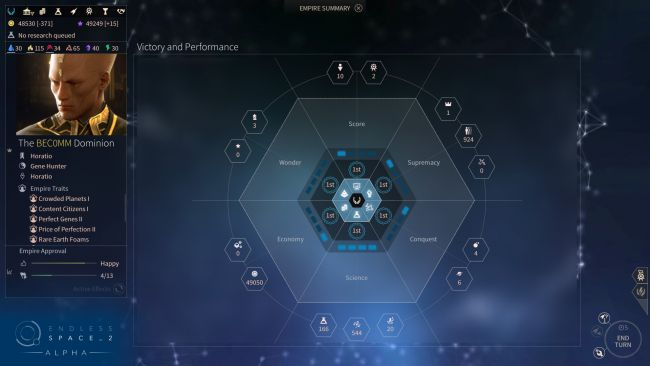 Endless Space 2 - Screenshots - Bild 10