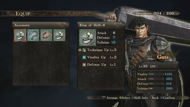 Berserk and the Band of the Hawk - Screenshots - Bild 19