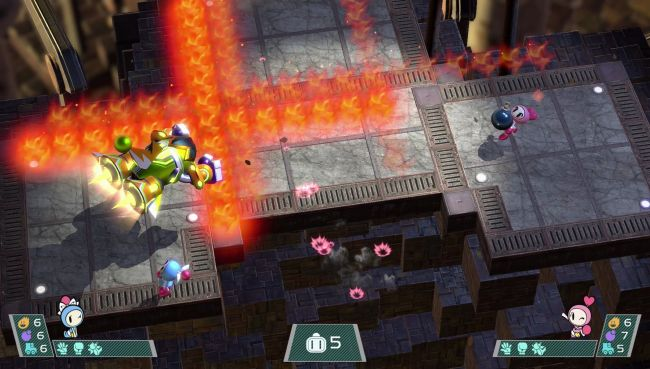 Super Bomberman R - Screenshots - Bild 10